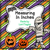 Measuring in Inches for Halloween