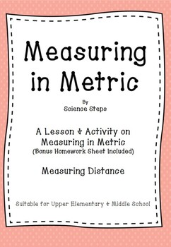 Measuring in Metric - Distance