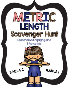 Measuring in Metric Scavenger Hunt