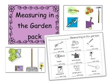 Measuring in the Garden