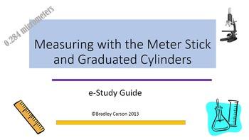 Measuring length and volume e-Study Guide
