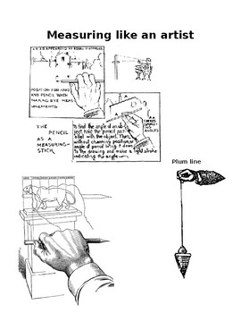 Measuring like and Artist--Student Handout
