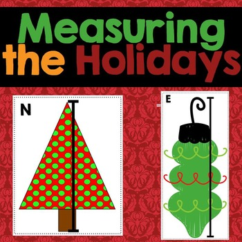 Measuring the Holidays {Christmas}