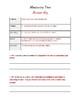 Measuring time worksheet