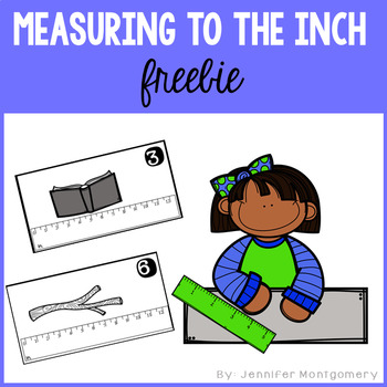 Measuring to the Inch Freebie