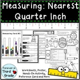Measuring to 1/4 Inch