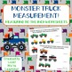 Measuring to the Nearest Inch - Monster Truck Measurement!