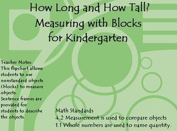 Measuring with Kindergarten