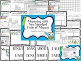 Measuring with Non-Standard Units of Measure - Common Core Aligned