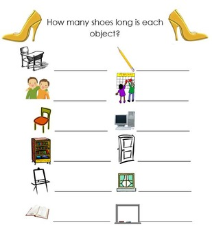 Measuring with Shoes
