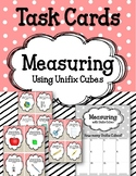 Measuring with Linking Cubes. Task Cards. Interlocking Counting Blocks