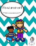 Measuring (with nonstandard units)