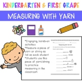 Measuring with yarn & non-standard units