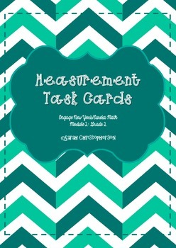 Measurement Task Cards: Engage New York Module 2