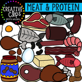 Meat and Protein {Creative Clips Digital Clipart}