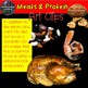 Food Groups Meat and Protein Clip Art Photo & Artistic Digital Stickers Clipart