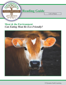 (Agriculture) Meat and the Environment - Article and Reading Guide