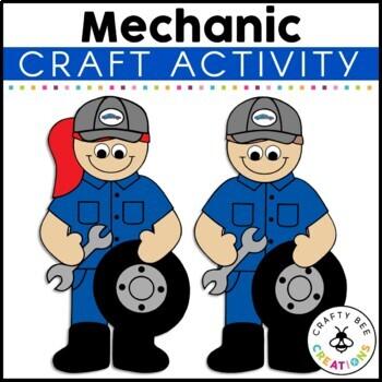 Community Helper Craft {Mechanic}