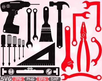 Mechanic Tools clipart school science Handyman hammer wren