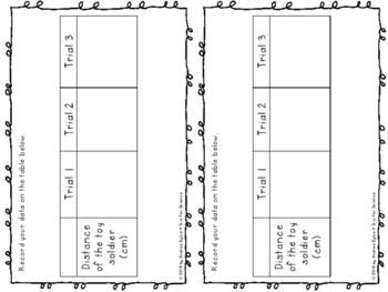 Mechanical Energy Activities and Investigation {Hands On Lab and Foldable}