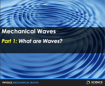 Mechanical Waves: Amplitude, Wavelength, Frequency