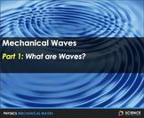 Mechanical Waves: Amplitude, Wavelength, Frequency