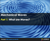 PPT - Mechanical Waves: Amplitude, Wavelength, Frequency (With Summary Notes)