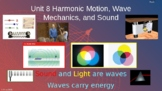 Mechanical Waves, Sound PowerPoint
