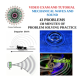 Mechanical Waves and Sound Problem Solving Video Exam and