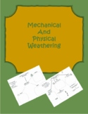 Mechanical (Physical) Weathering