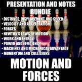 Mechanics | Motion | Force | Newton | Presentation and Not
