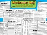 Mechanics Unit from Lightbulb Minds