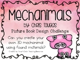 Mechanimals: Picture Book Engineering Design Challenge ~ STEM