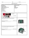 Mechanisms Quiz (PLTW Gateway AR)