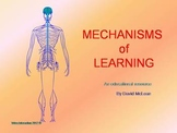 Mechanisms of Learning PowerPoint and workbook