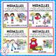 Médailles merveilleuses - THE GROWING BUNDLE (FRENCH Brag Tags Bundle)