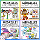 Médailles merveilleuses - THE GROWING BUNDLE (FRENCH Brag