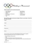 Medaling in Measurement