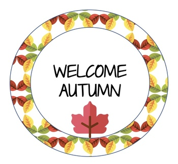 Medalla Welcome autumn// Medal Welcome autumn