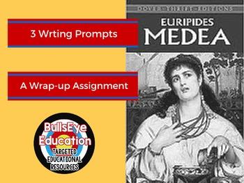 Medea: 3 Writing Prompts