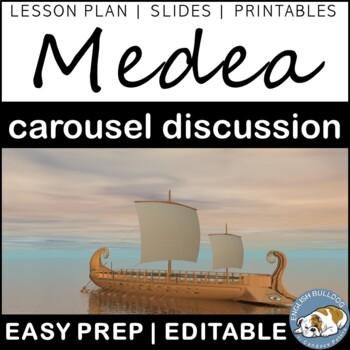 Medea Pre-reading Carousel Discussion
