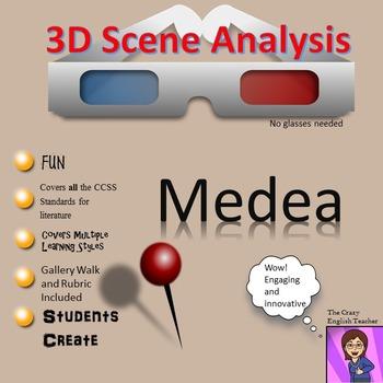 Medea:3D Scene Analysis Project: Standards Based