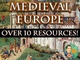 Medieval Europe Middle Ages Bundle