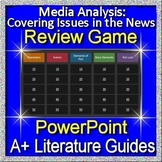 Media Analysis:  Covering Issues in the News Abby Sunderland Review Game