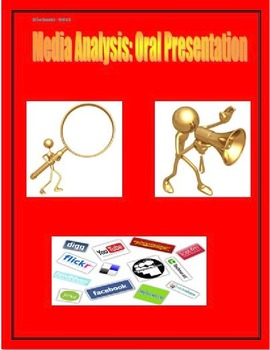 Media Analysis - Oral Presentation