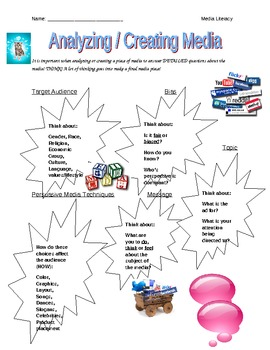 Media Analysis Prompt: Anchor Chart