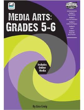 Media Arts: Grades 5 - 6