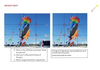 Media Arts- Image Composition Task