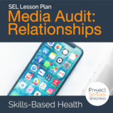Media Audit on Relationships - A SEL and Skills-Based Heal