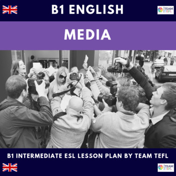 Media B1 Intermediate Lesson Plan For ESL